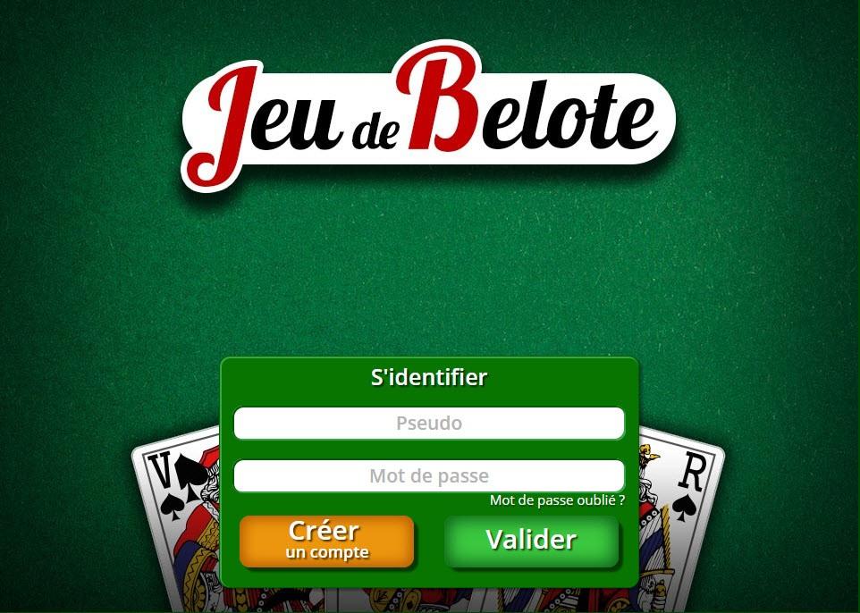 Jeu Web   Jouer au Rami, Yams, Tarot et Belote en ligne 0ca9305b77f8