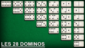 28 dominos